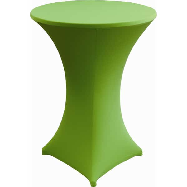 Groene Stretchhoes statafel