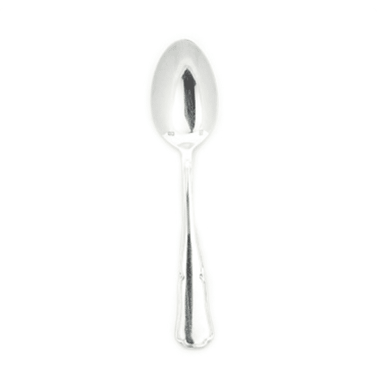 Dessertlepel zilver