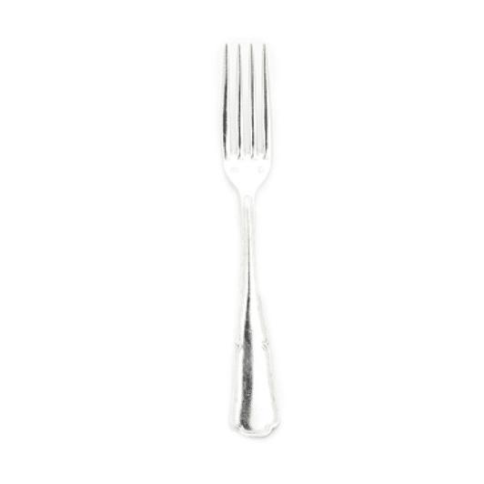 Dessertvork zilver