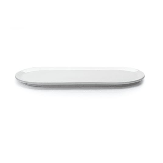Ovale schaaltje 27cm x 13cm luxe