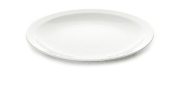 Plat bord 24 cm