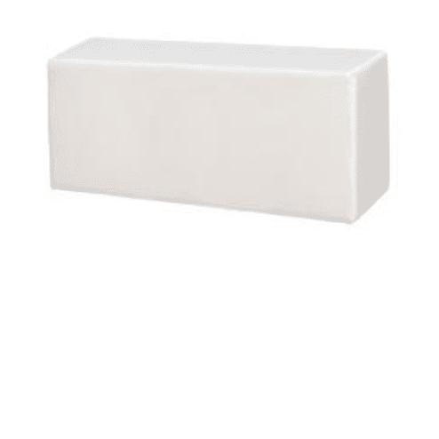 Zitbalk wit 121 x 41 x 48 cm